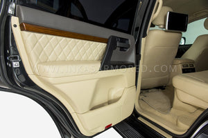 Armored SUV Toyota Land Cruiser GXR