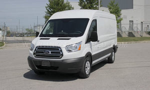 Armored Ford Transit 250