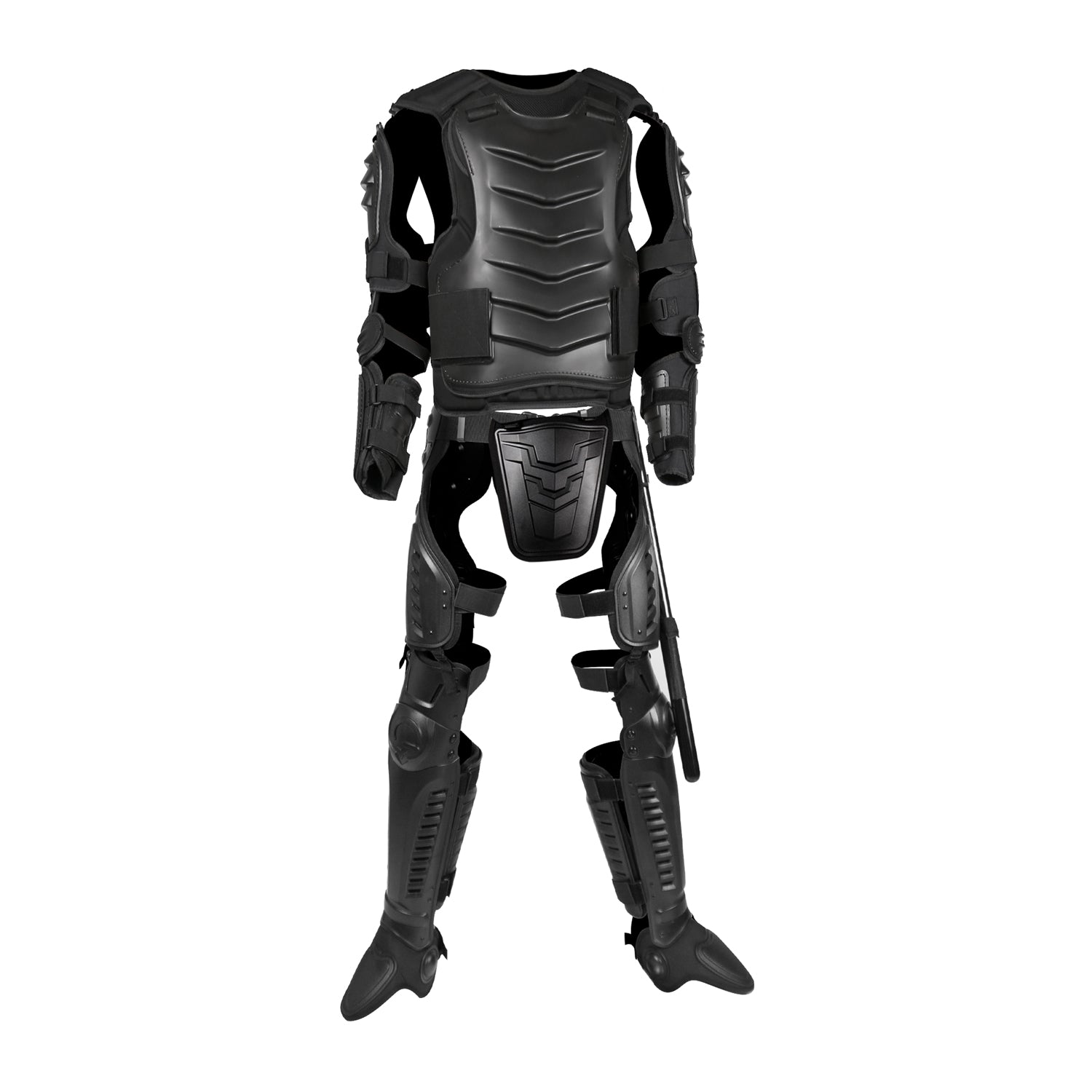 SecPro Riot Gear Suit Complete