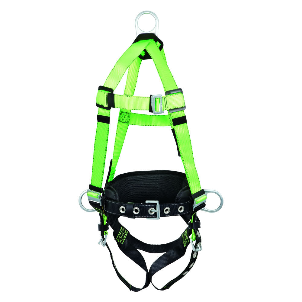 Full Body Harness/Belt Combos - Fall Protection