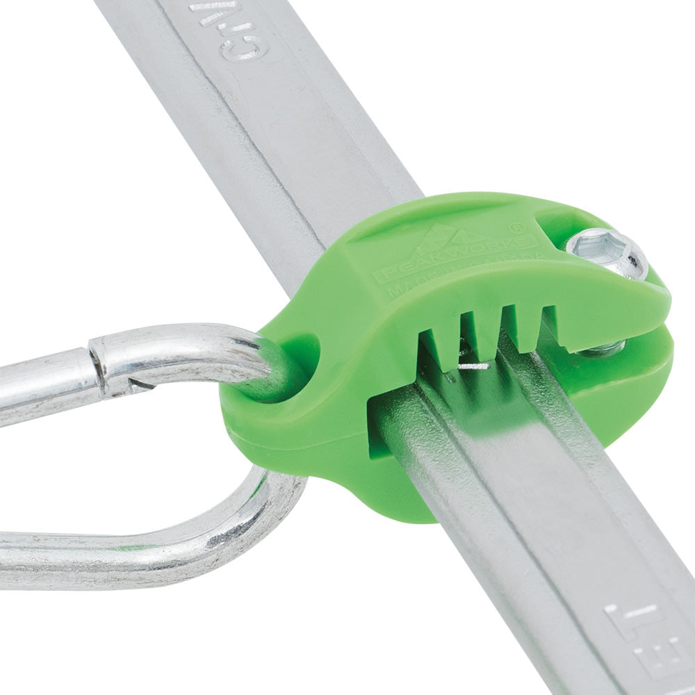 Peakworks Flat Clamp - Tool Tether Systems
