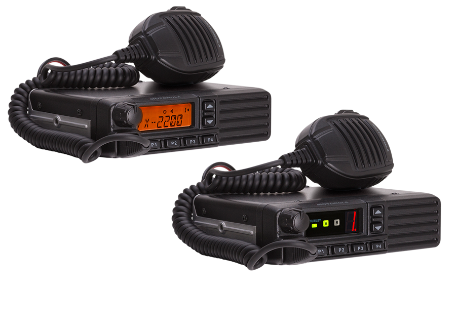 VX-2100/2200 Series Mobile Analog Radio