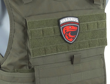 Varanus Lightweight Tactical Vest - Level IIIA