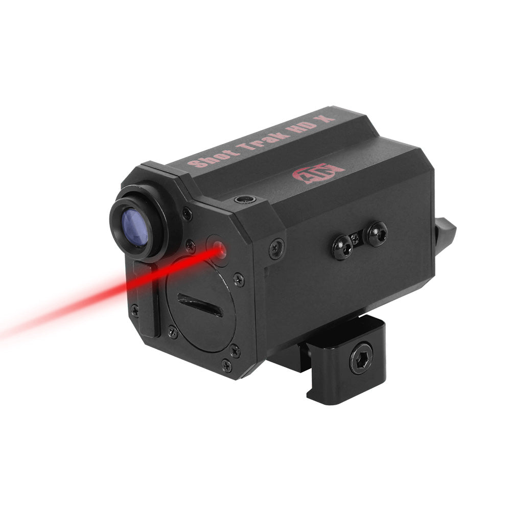 ATN SOGCSHTR2 ShotTrak-X HD Action Gun Camera With Laser