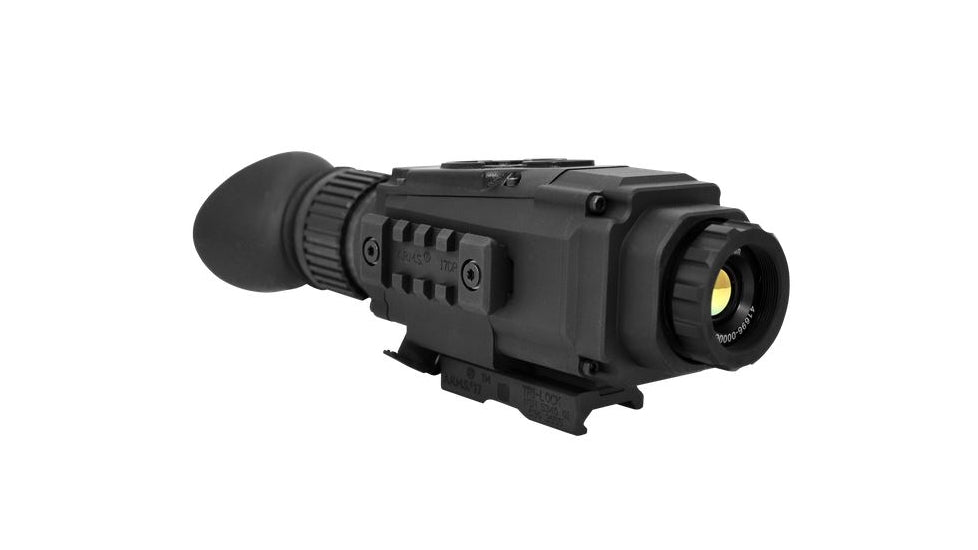 ATN TIWSMT321D Thor Thermal Rifle Scope 320, 1.25-5x Magnification 320x Magnification240, 19mm, 60Hz, 25 micron