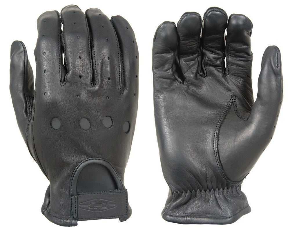 Damascus Gear Premium leather driving gloves