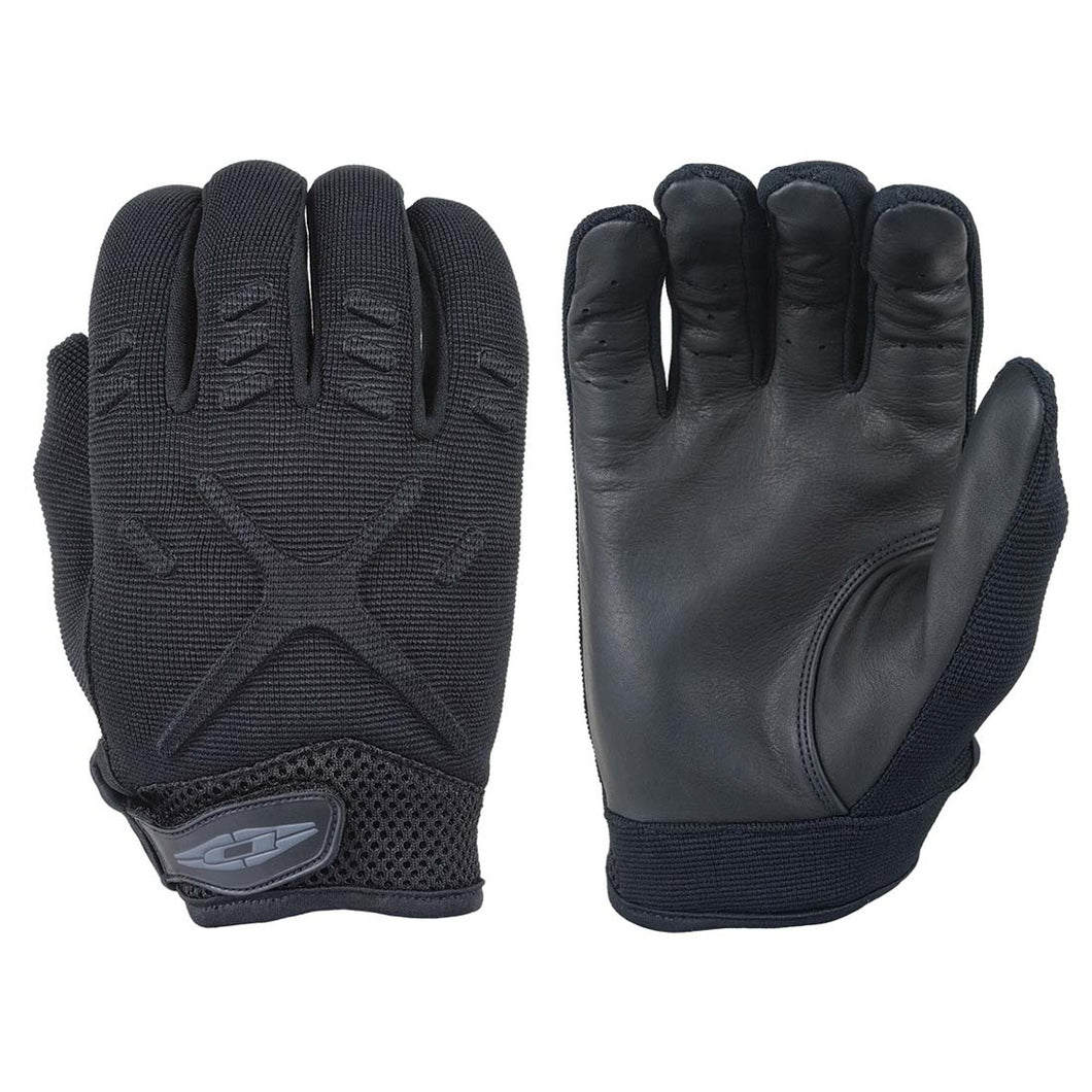 Damascus Gear Interceptor X - Medium Weight duty gloves (Black)