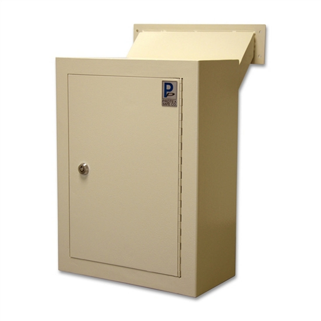 Protex Safe MDL-170 Protex Wall Drop Box w/ Adjustable Chute