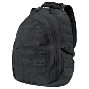 Condor Sling Bag - Black Ambidextrous Sling Bag