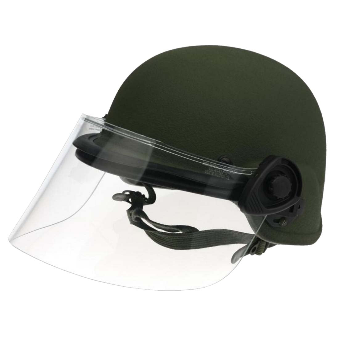 Paulson DK5-H.150HM Military Police Riot Face Shields