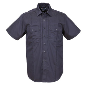 5.11 Tactical 46125 Men Station Non-NFPA Class-B Long Sleeve Shirt Fire Navy