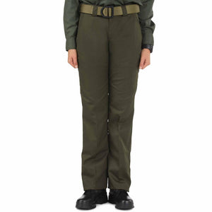 5.11 Tactical 64304 Women's Twill PDU Class - A Pant Sheriff Green - 2