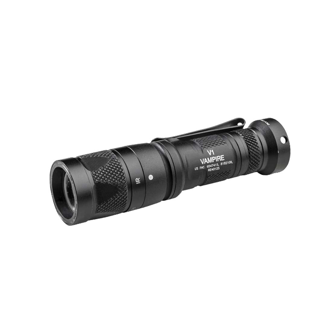 Surefire V1 Vampire Dual Output Led ? White and IR Output Flashlight
