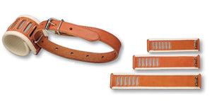 Humane Restraint Leather AJ 201 Non-Locking Restraint