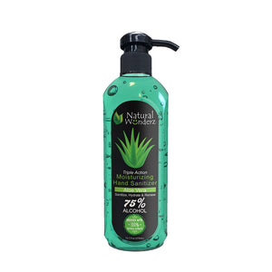 Aloe Vera Hand Sanitizer (Sold in Bulk)