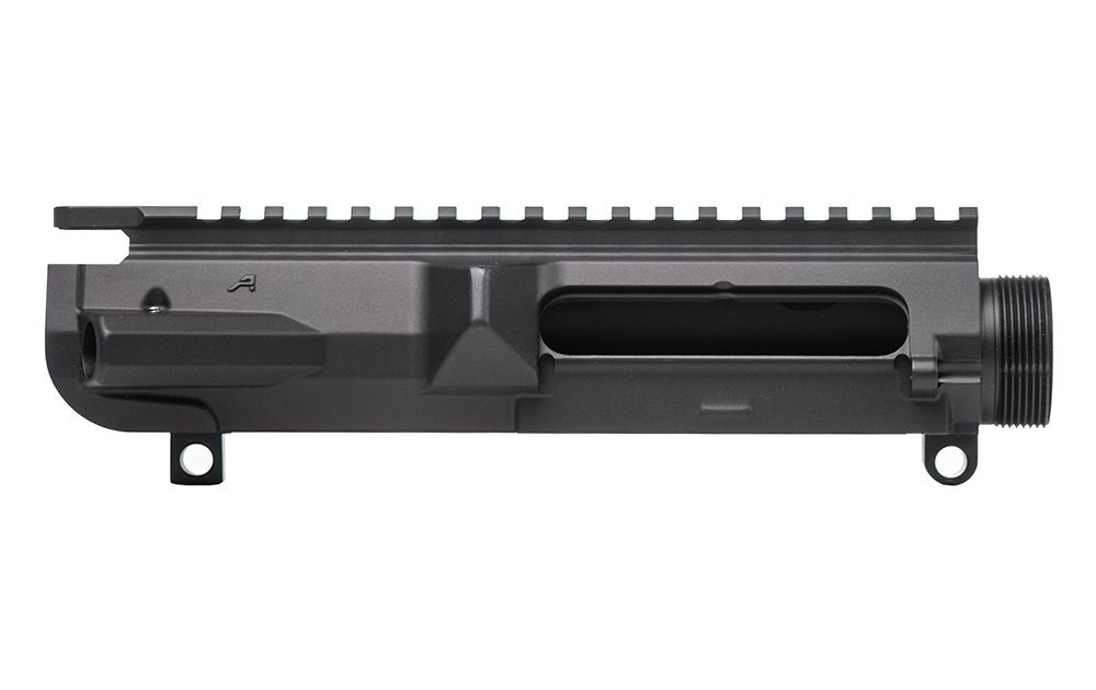 Aero Precision M5 (AR10) Threaded Stripped Upper Receiver, Anodized Black