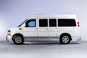 Armored Limousine GMC Savana