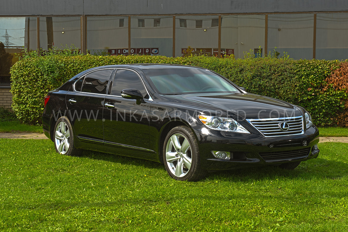 Armored Sedan Lexus LS 460L