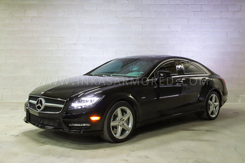 Armored Sedan Mercedes-Benz CLS-Class