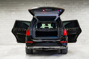 Armored SUV Mercedes-Benz GL550