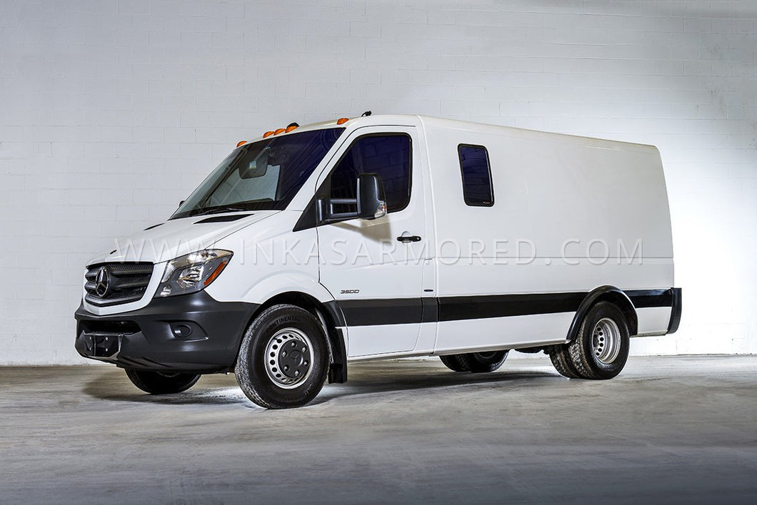 Armored Mercedes-Benz Sprinter 3500