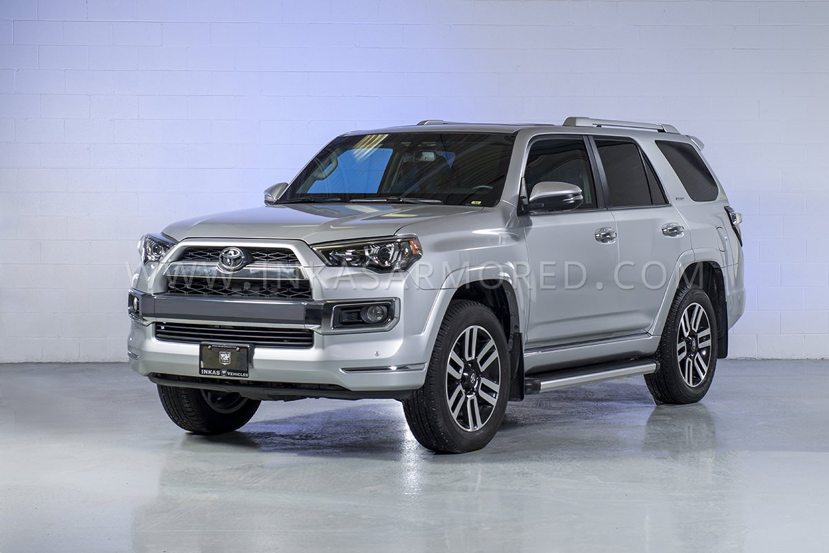 Armored SUV Toyota 4Runner