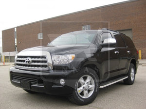 Armored SUV Toyota Sequoia