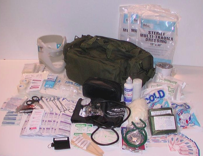 Elite First Aid FA139 - M - 39 Medic Bag