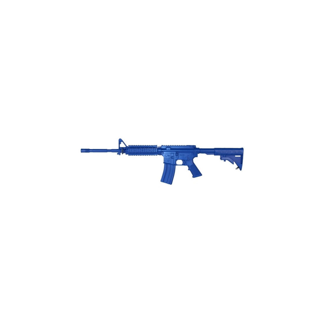 Blueguns FSM4FTRAS M4 Flat Top, Fwd Rail W/Adjustable Stock