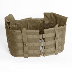 Tactical Plate Carrier Cummerbund - Tan