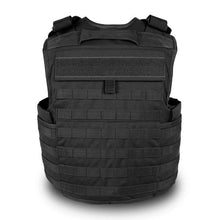 SecPro Legacy Tactical Assault BulletProof Vest Tactical Ballistic - Black
