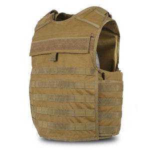 SecPro Legacy Tactical Assault BulletProof Vest[Level IIIA 500D]