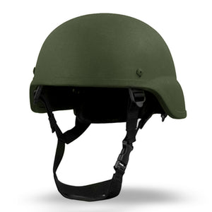 MICH ACH Helmet Level IIIA - OD Green