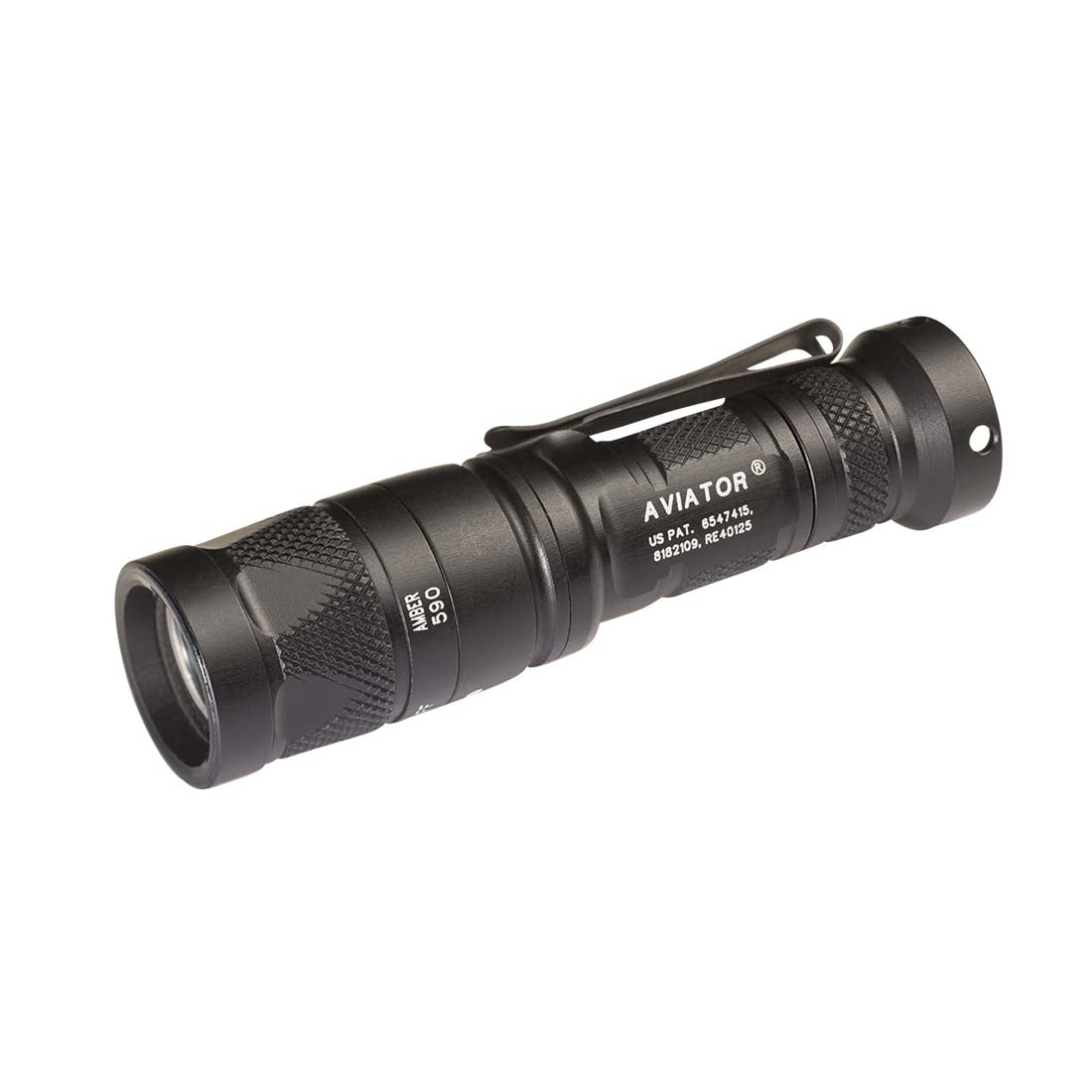 Surefire Aviator Flashlights with Dual Output Multi Spectrum Led