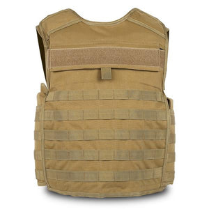 SecPro Legacy Tactical Assault BulletProof Vest Tactical Ballistic - Tan