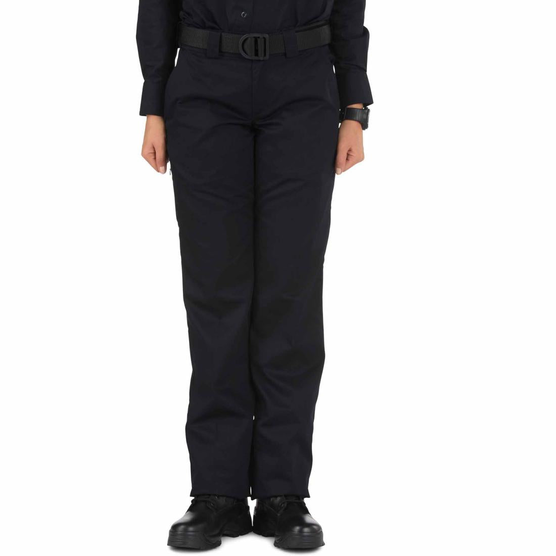 5.11 Tactical 64304 Women's Twill PDU Class - A Pant Midnight Navy - 2
