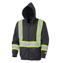 Pioneer Flame Resistant Zip-Style Heavyweight Cotton Safety Hoodie