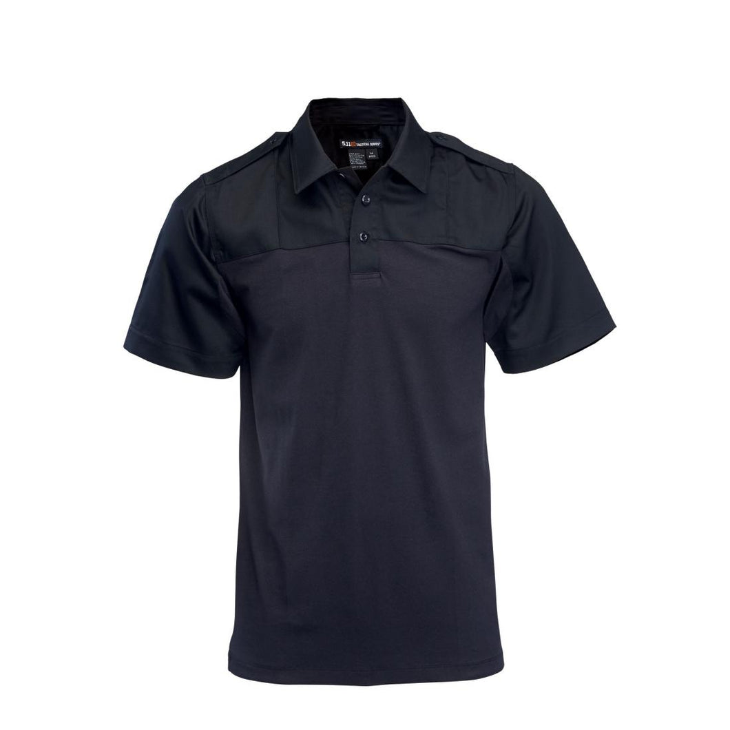 5.11 Tactical 71332 Men Rapid PDU Short Sleeve Shirt Midnight Navy