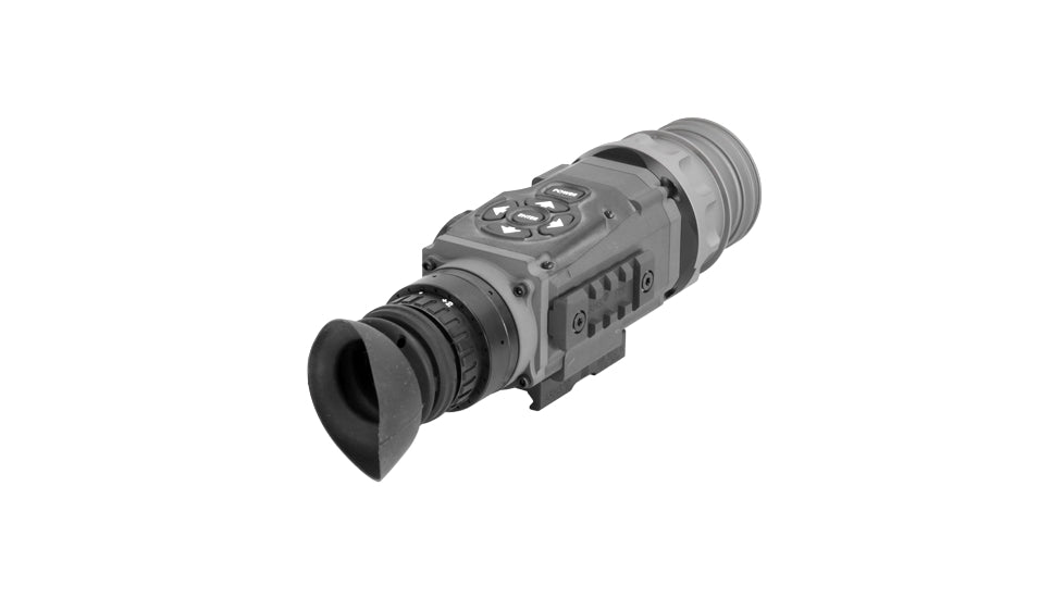 ATN TIWSMT333A Thor Thermal Rifle Scope 336, 3-12x Magnification 336x256, 30mm, 60Hz, 17 micron