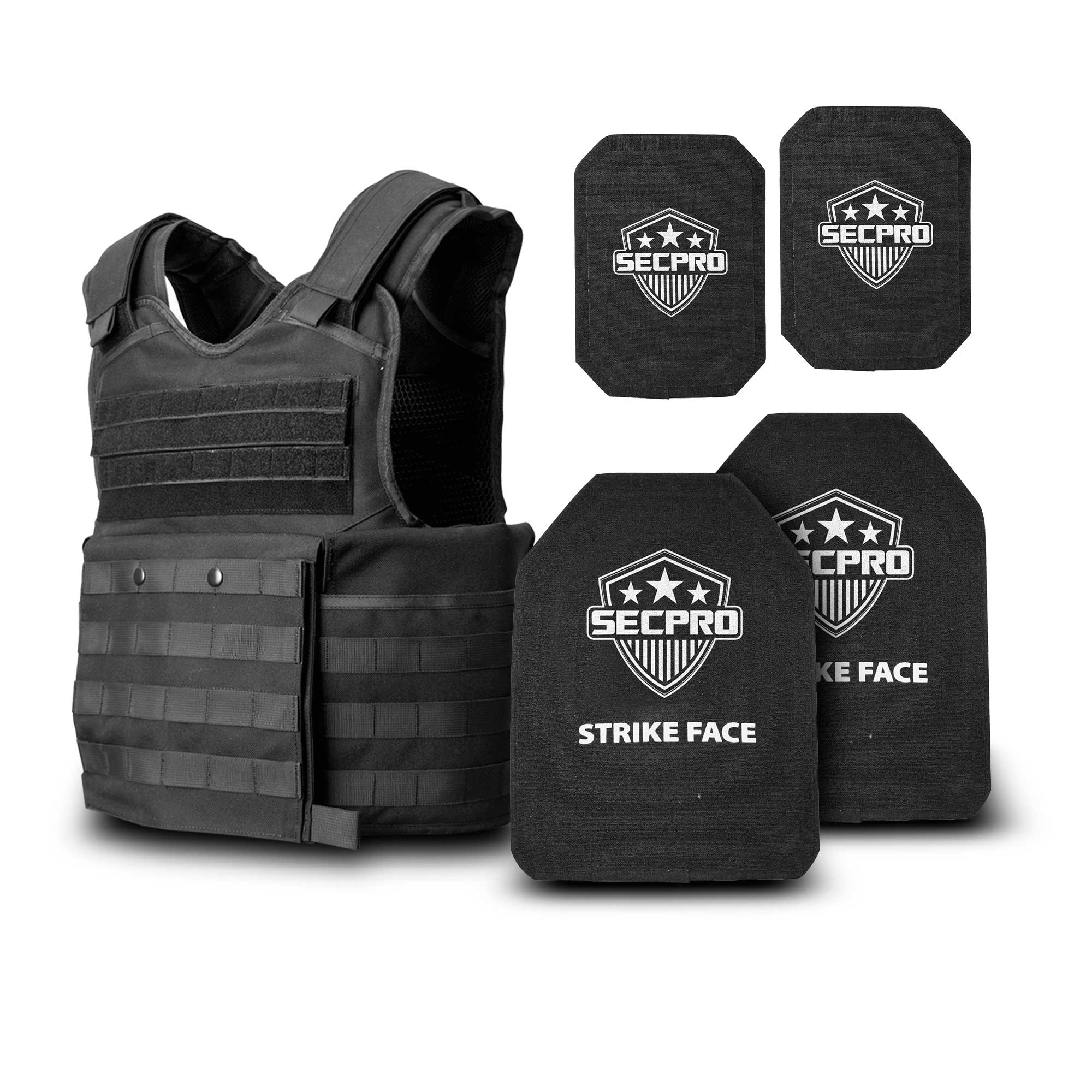 SecPro Gladiator Special Body Armor Bundle