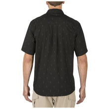 5.11 Tactical 71357 Men Five-o Covert Shirt Black