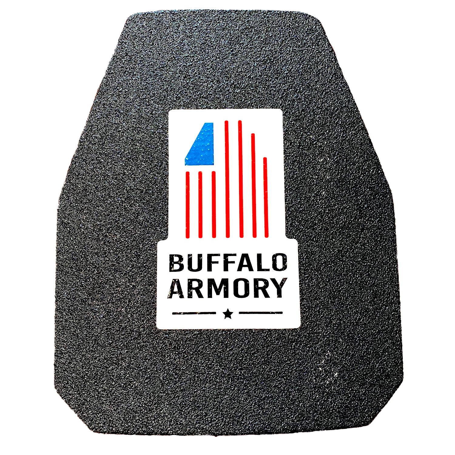 Buffalo Armory  Level III+  Steel Plate
