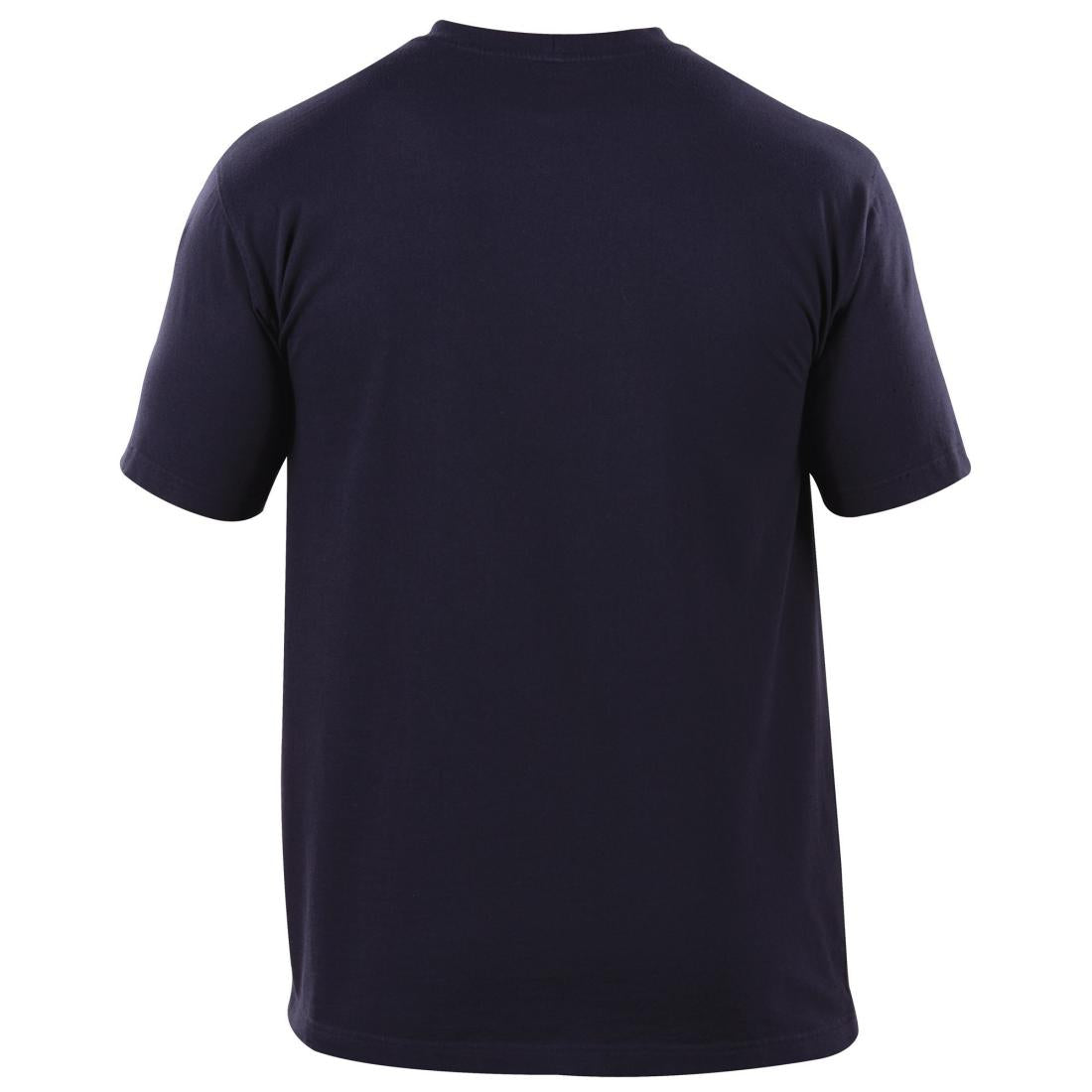 5.11 Tactical 71309 Men Professional Short Sleeve T-Shirt Fire Navy