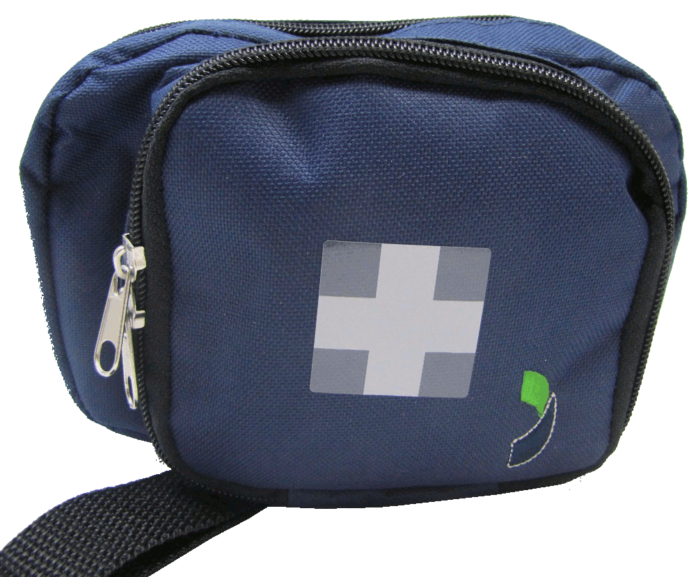 Elite First Aid FA131 - Campers First Aid Kit - Blue