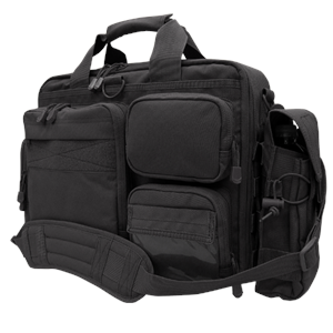 Condor 153 Brief Case, Black Only