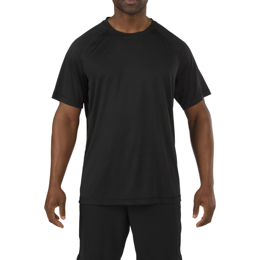 5.11 Tactical 41017 Men Utility Pt Shirt Black