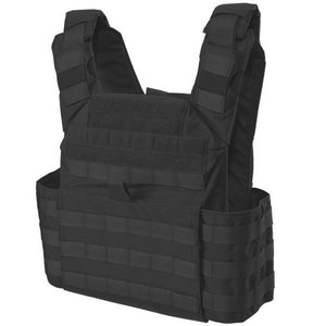 Shellback Tactical Banshee Rifle Plate Carrier - Black - Front