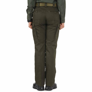 5.11 Tactical 64306 Women's Twill PDU Class - B Cargo Pant Sheriff Green - 2