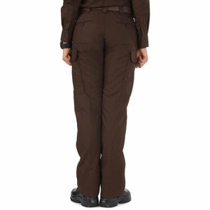 5.11 Tactical 64371 Women's Taclite PDU Cargo Pant - B  Class Brown