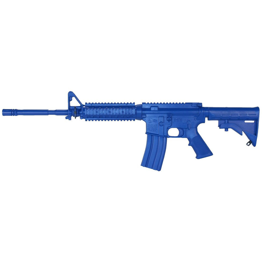 Blueguns FSM4FTRCS M4 Flat Top Closed Stock, Fwd Rail
